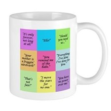 Labyrinth Quotes Mug