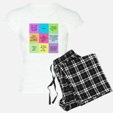 Labyrinth Quotes Pajamas