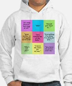Labyrinth Quotes Hoodie