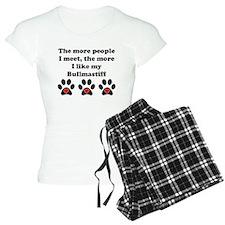 My Bullmastiff pajamas