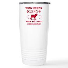 Bloodhound mommy designs Travel Mug