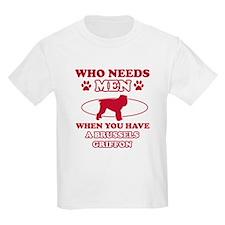 Brussels Griffon mommy designs T-Shirt