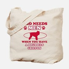 Brussels Griffon mommy designs Tote Bag