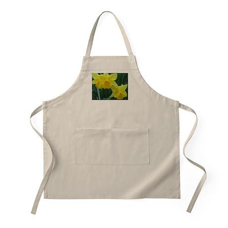 Daffodil BBQ Apron