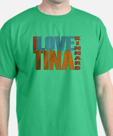 I Love Tina T-Shirt