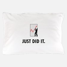 Financial Trader Pillow Case