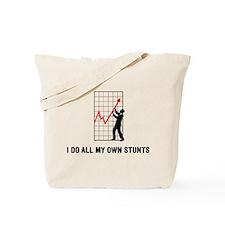 Financial Trader Tote Bag