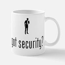 Security Guard Mug