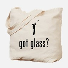 Glass Making Tote Bag