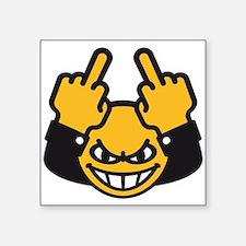 Evil Smiley (3C) Sticker