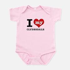I love my Cyldesdale Infant Bodysuit
