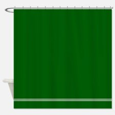 Dark Green Shower Curtains Dark Green Fabric Shower Curtain Liner