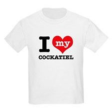 I love my Cockatiel T-Shirt