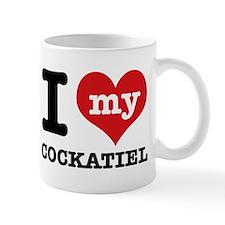 I love my Cockatiel Mug