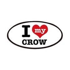 I love my Crow Patches