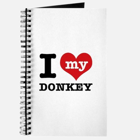 I love my Donkey Journal