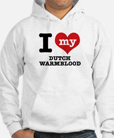 I love my Dutch Warmblood Hoodie