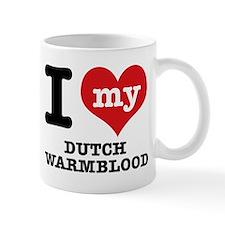 I love my Dutch Warmblood Mug
