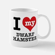 I love my Dwarf Hamster Mug