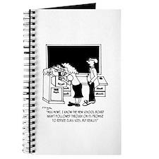 Reducing Class Size Journal