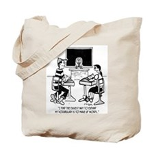 Make Up Words to Expand Vocabulary Tote Bag