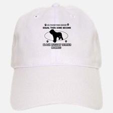 Black Russian Terrier mommy gifts Baseball Baseball Cap