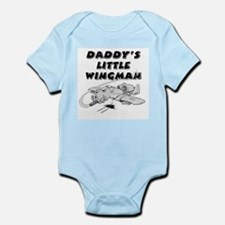 daddys_little_wingman Body Suit