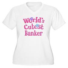 World's Cutest Banker T-Shirt