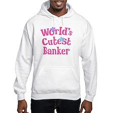 World's Cutest Banker Hoodie