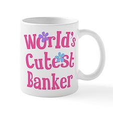 World's Cutest Banker Mug