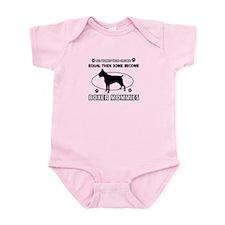Boxer mommy gifts Infant Bodysuit