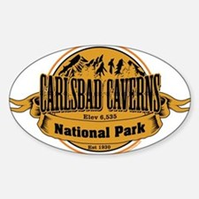 carlsbad caverns 2 Decal