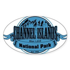 channel islands 2 Decal