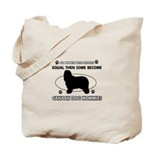 Canaan Dog mommy gifts Tote Bag