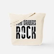 Taxi Drivers Rock Tote Bag