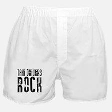 Taxi Drivers Rock Boxer Shorts