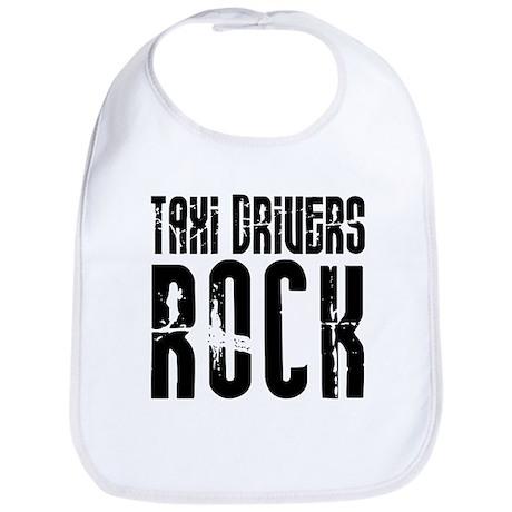 Taxi Drivers Rock Bib