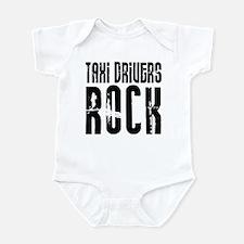 Taxi Drivers Rock Infant Bodysuit