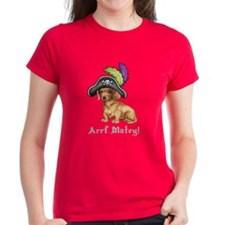 Dachshund Pirate Tee