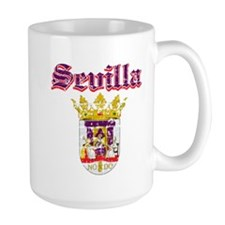 Sevilla City Designs Mug