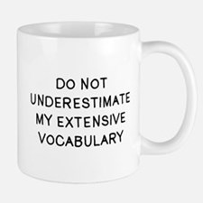 Do Not Vocab Mug