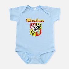 Wroclaw City Designs Infant Bodysuit