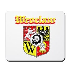 Wroclaw City Designs Mousepad