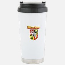 Wroclaw City Designs Travel Mug