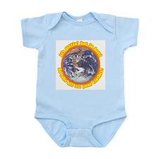 It's Gettin' Hot In Here! Infant Bodysuit