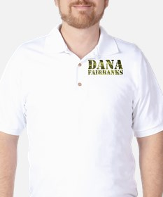 Dana Quote L Word Golf Shirt