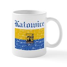 Katowice flag designs Mug