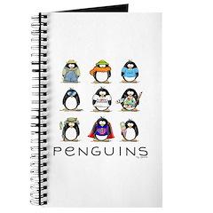 9 Penguins Journal
