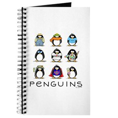 9 Penguins Journal