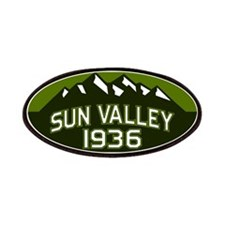 Sun Valley Olive Patches